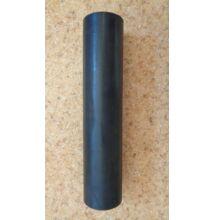 Gumigörgő egyenes gumi fekete