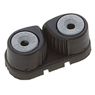 Clam 3-8mm carbon fekete Mini
