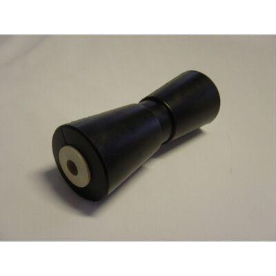 Gumigörgő V-alakú fekete