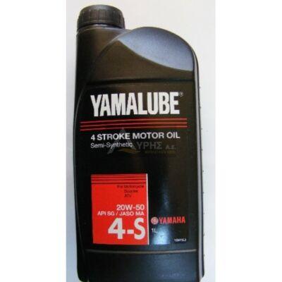Yamalube  20W-50 Semi Synthetic Motor olaj 1L